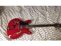 Hagstrom Viking Left handed