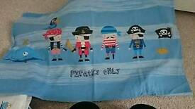 Next boys pirate bedding