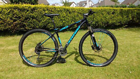 Cannondale Trail 3 29er (17 inch frame) **only 7 months old** cost £799 new