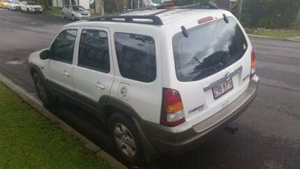 2002 Mazda Tribute SUV Windsor Brisbane North East Preview