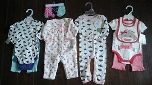 Brand New 3-Month Size Baby Girl Clothes - $45 for all!