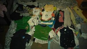 Huge lot of 6-12 months baby boy clothes
