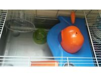 Rotastak Homezone Fixed Wire Cage- For Hamster