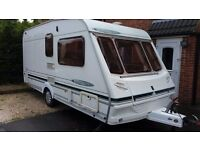 Abbey Freestyle 2002 2 Berth In Great Condition