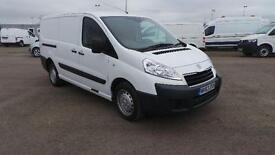 Peugeot Expert L2 1200 1.6 HDI 90BHP H1 VAN DIESEL MANUAL WHITE (2013)