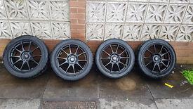 17Inch Rota Titan alloy wheels with Toyo Proxes