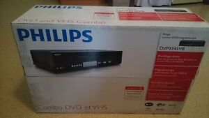 Almost new: Philips DVD/VCR COMBO Player