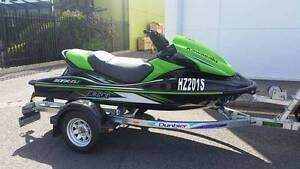 2016 STX -15F Kawasaki Jet Ski Port Pirie Port Pirie City Preview