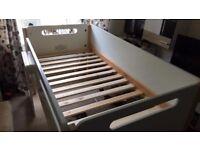 John Lewis Mid-sleeper Bed