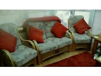3 Piece Conservatory Furniture - reduced price