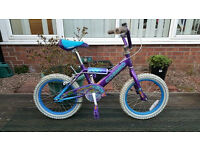 Girls bike 16 inch