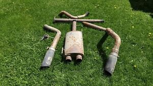 afe dual exhaust