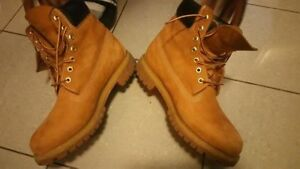 Men's Size 10 Timberland Boots