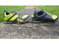 Palm Camber kayaking/canoeing shoes size 11