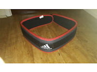 Adidas lumber support belt - Brand New!