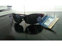 Freedom Polarised WOMEN'S Kinabalu Semi Rimless Wrap Sunglasses