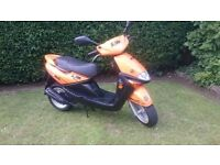 SYM MASK 50 Moped For Sale 50 cc