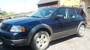2007 Ford FreeStyle Familiale