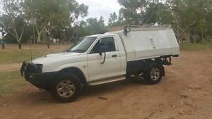 2003 Mitsubishi Triton Ute Alice Springs Alice Springs Area Preview