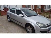Vauxhall Astra 1.6/2006/Low mileage