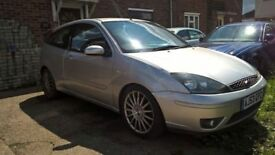 Ford Focus ST170 SPARES or REPAIR..... great PROJECT