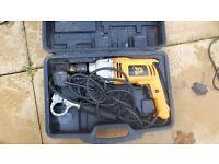 JCB 240V drill