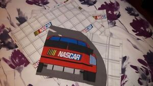 Twin Nascar Sheet Set