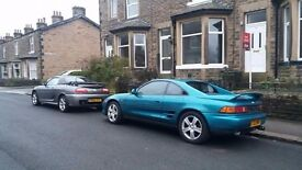 Toyota Mr2 Mk2 2.0l 1993 (L). Low mileage