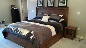 Custom Made Rustic Bedroom Sets Strathcona County Edmonton Area image 4