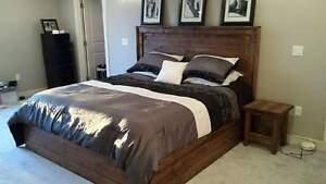 Custom Made Rustic Bedroom Sets Strathcona County Edmonton Area image 4
