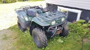 KAWASAKI KVF 360 4X4 With Plow - GFW - Contact for more Info