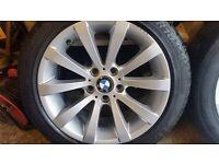 BMW 10 Spoke alloys