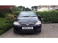 Vauxhall corsa 1.2 twin port 2005
