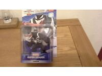 Disney infinity marvel super heroes Venom 2.0 for X-box brand new. Christmas gift