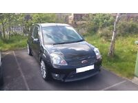 Ford fiesta st 2008 with Miltek full leather