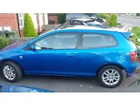 Honda Civic Hatchback (2000 - 2005) MK 7 1.6 i VTEC Sport 3dr. for sale