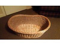 Dog Basket - Good Condition