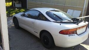 1995 Eagle Talon Coupe (2 door) text only