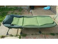 For sale fishing bed