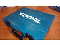 Makita drill box used but in excellent condition