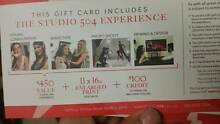 504 photography $900 gift voucher STILL AVAILABLE Petersham Marrickville Area Preview