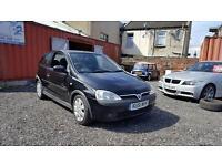 2001 Vauxhall /Opel Corsa 1.2Easytronic Automatic SXI