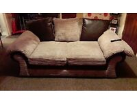 SOFAS SELL OR SWAP FOR LEATHER VGC ONLY REPLY TO CALLS OR VIA GUMTREE NO EMAILS