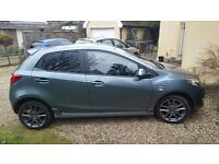 Mazda 2 Venture edition, MOT July. 2 free MOT's included with EMG