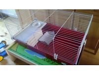 Small animal cage - guinea pigs