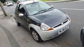 2008 FORD KA STYLE - LOW MILEAGE 49,000 FSH MOTD 2018 CHEAP Ideal First Car-