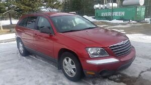 2004 Chrysler Pacifica Loaded. SUV, Crossover