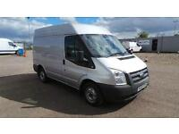 Ford Transit T280 SWB MEDIUM ROOF VAN TDCI 85PS DIESEL MANUAL SILVER (2011)