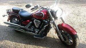 Like New! 2009 Yamaha Road Star 1700...Price Reduced!