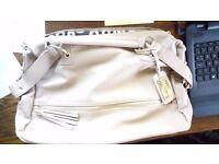 En-trend designer real leather MJ handbag - brand new